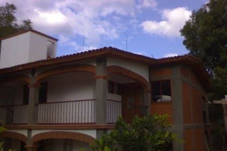 Bonito Bungalow, zona residencial - Oaxaca - Appartement