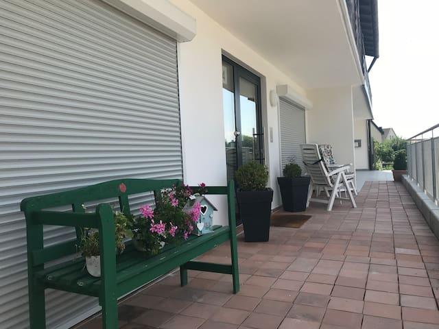 neu renovierte 2 Zi-Wohnung in Deggendorf im  EG