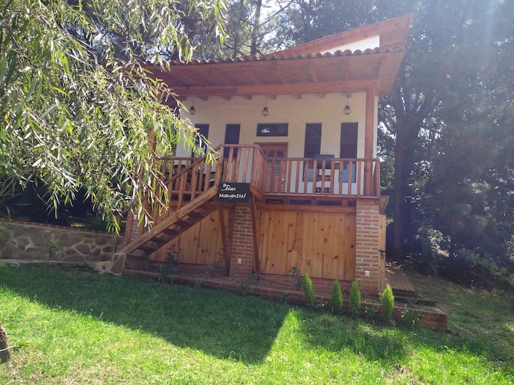 Chalet Manantial 2