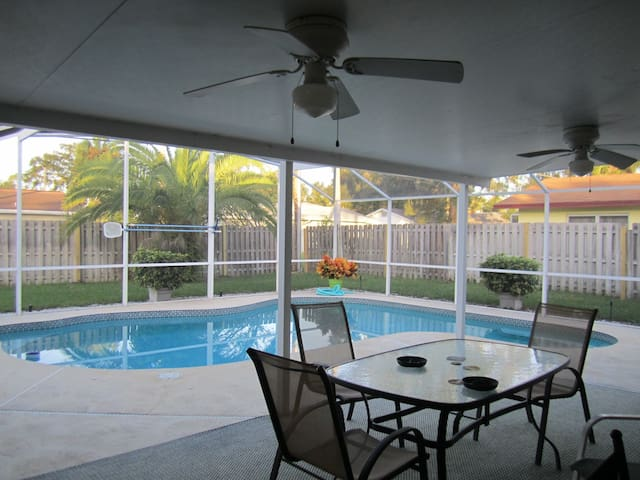 Private House with Pool - Daytona Beach - Haus