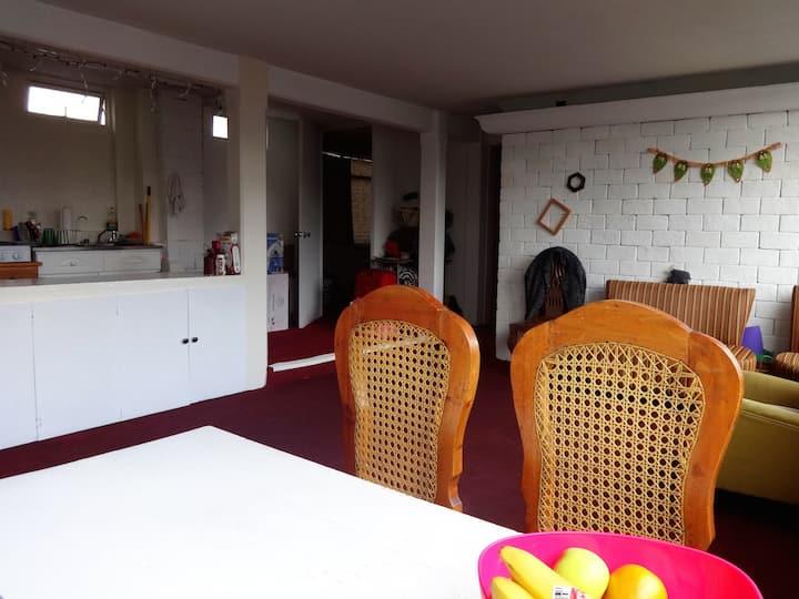 Little room near Colonia Condesa