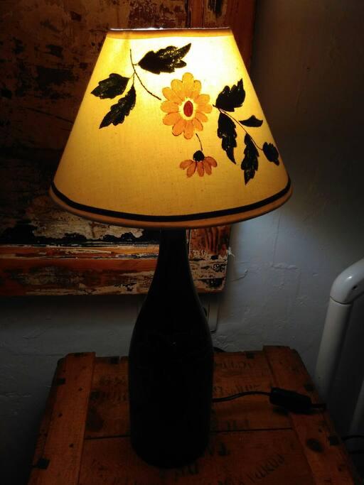 lamparas diseño exclusivo típicas de la zona