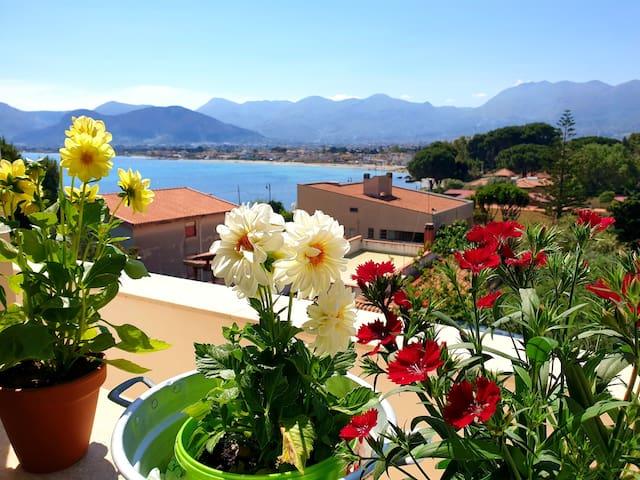 Villa Baglio Piraineto Luxury Penthouse bordo mare