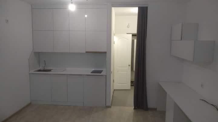 White Style Apartment