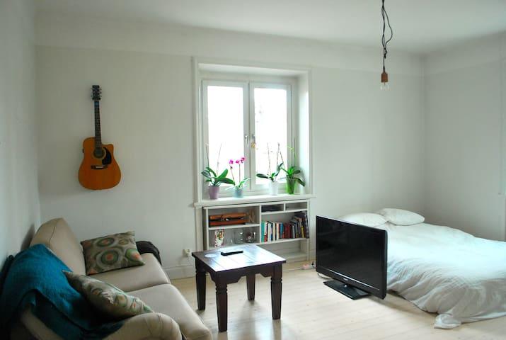 Charming apartment in Gamla Enskede