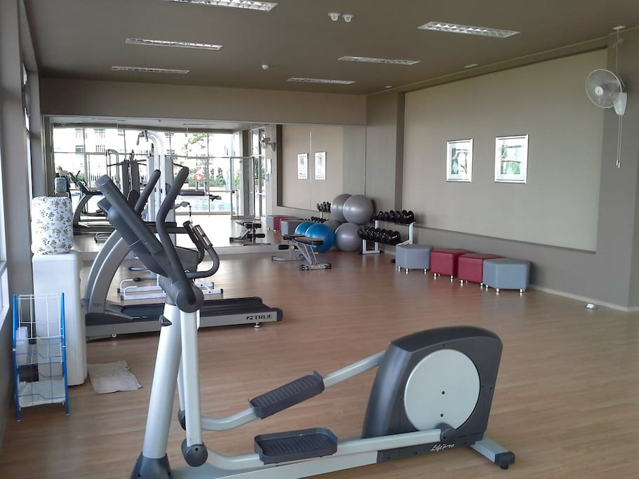 Gym Facilities on site