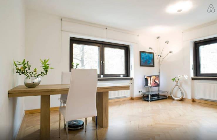 2-Room Design Flat in Maxvorstadt - München - Apartment