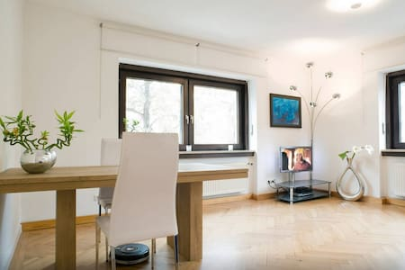 2-Room Design Flat in Maxvorstadt - Мюнхен - Квартира