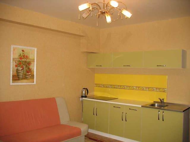 Студия в новострое - Dnepropetrovsk - Apartment