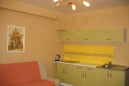 Студия в новострое - Dnepropetrovsk - Lägenhet
