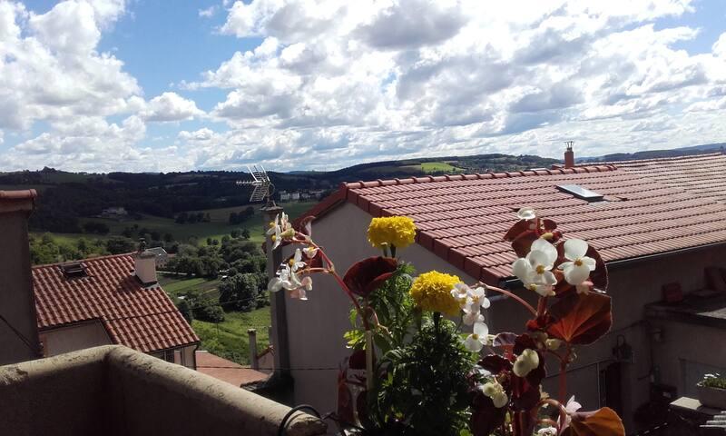 havre de paix - Saint-Étienne - Huoneisto
