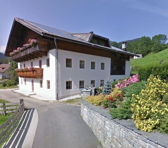 Residence Tamperhof - Apartment B - Prato Alla Drava