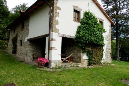 Agriturismo Caccialupi - Ortignano - บ้าน