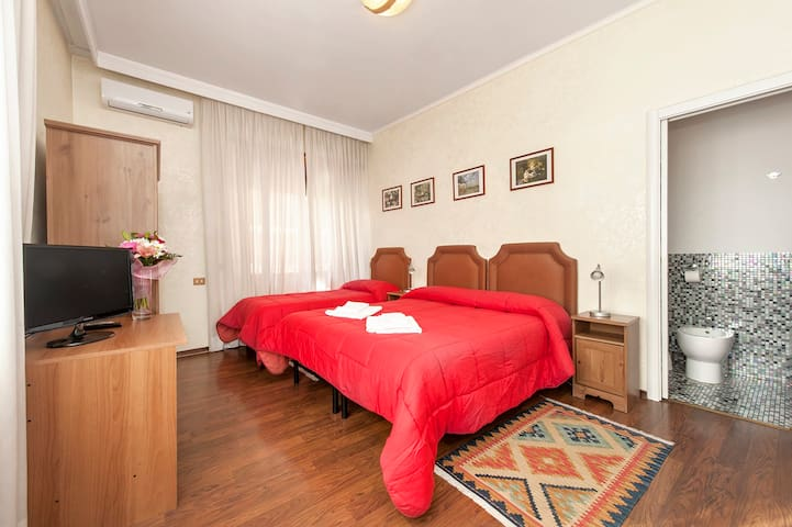 Kosher B&B The Home in Rome 4 - Roma - Bed & Breakfast