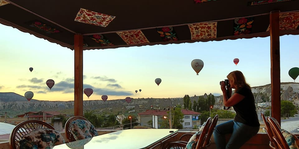 ELİTE STONE HOUSE - Göreme Belediyesi - Oda + Kahvaltı