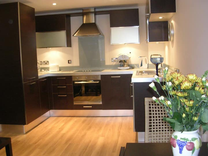 One bedroom apartment in Epsom Centre-9