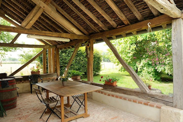 Ecological house of 170 m² - Briel-sur-Barse - Jordhus