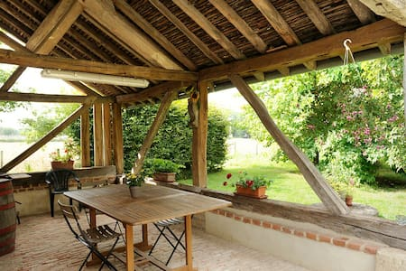 Ecological house of 170 m² - Briel-sur-Barse - Arazi Evi
