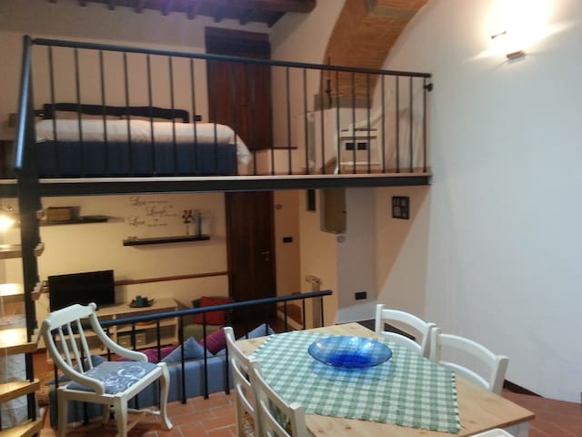 """Casa """"l'O 132"""" - Florence - Appartement"""