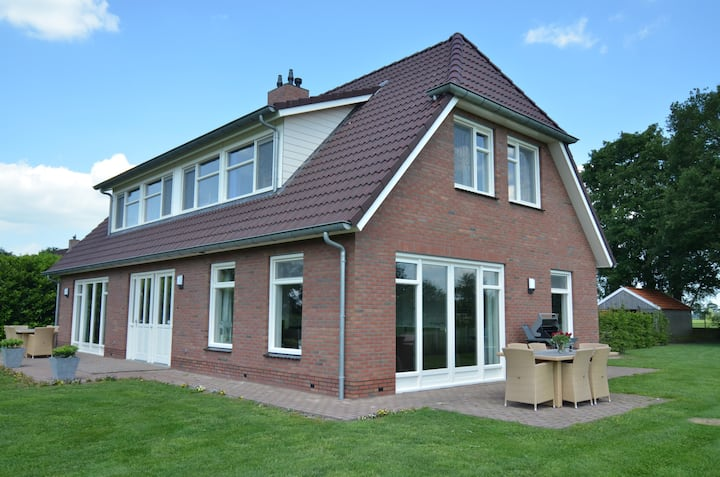 Wellness villa / groepsaccommodatie Peezeweg