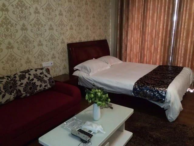 豪华大床房 A - Shenzhen Shi - Serviced apartment