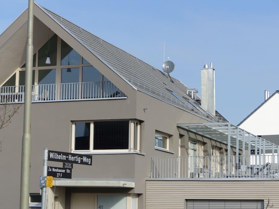 wip studio modern verkehrsg nstig apartments for rent in stuttgart baden w rttemberg germany. Black Bedroom Furniture Sets. Home Design Ideas