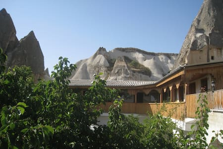 Budget double cave room - Göreme - Bed & Breakfast