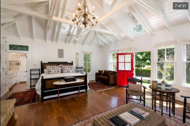 The Dower Guest Cottage -  Montecito