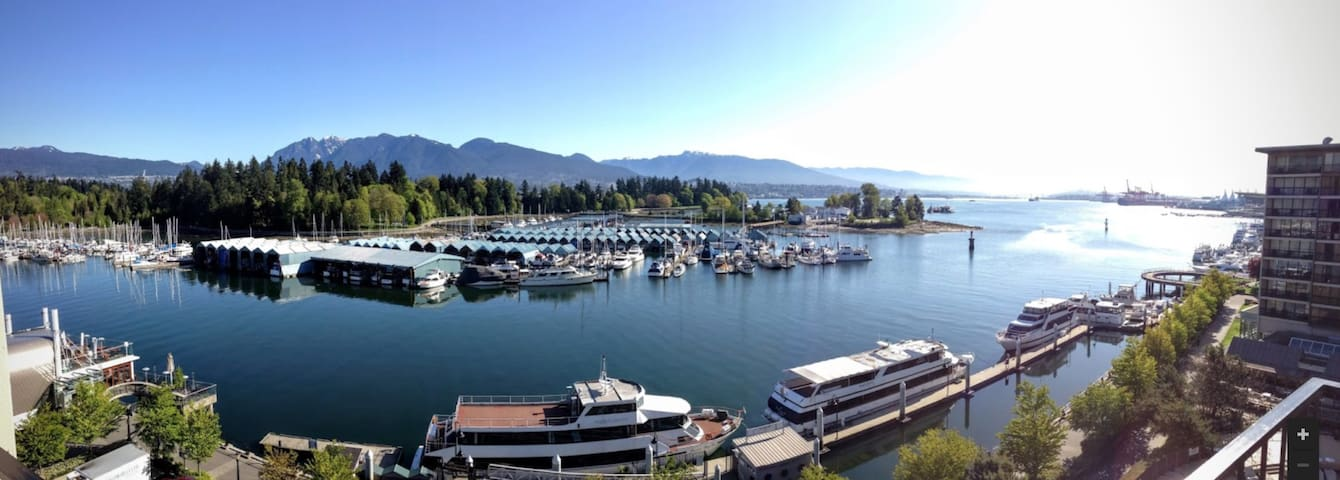 Downtown, Coal Harbour