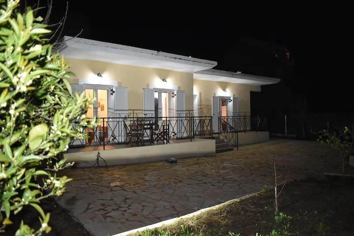 Private Corfu Villa Alexandros