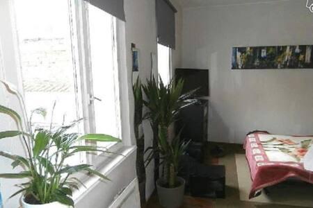 Jolie studio quartier cathédrale - Apartamento