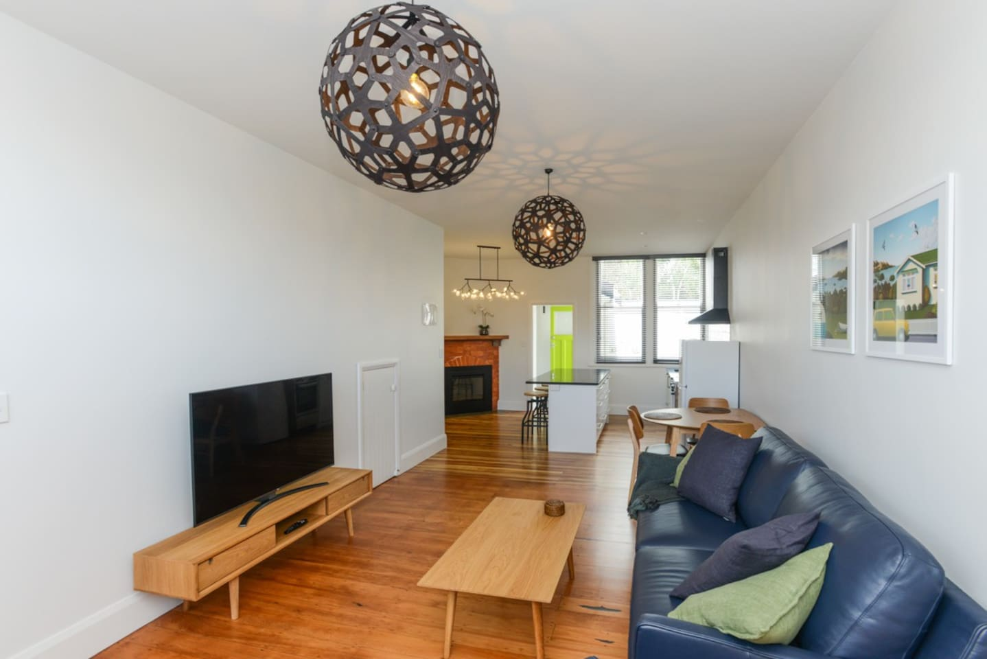 Rendezvous 490 - Napier Holiday Home