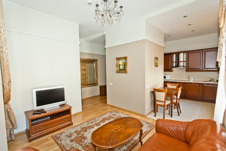 Asmenos one bedroom apartment - Vilnius - Appartamento