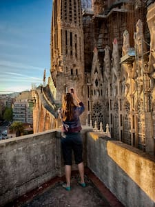 Sagrada Familia infront of you!! TR - Barcelona - Apartment