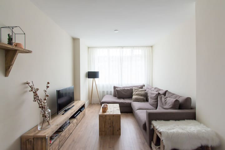 Apartment w/ free parking & rooftop - Rotterdam - Apartment