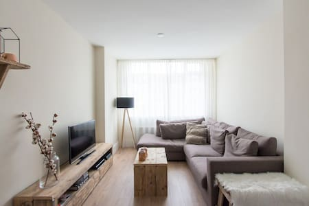 Apartment w/ free parking & rooftop - 鹿特丹 - 公寓