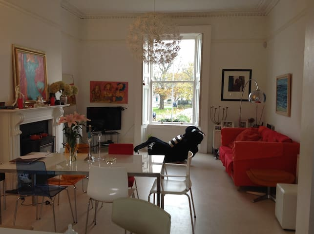 Double room in house by the sea - Dublin - Huis