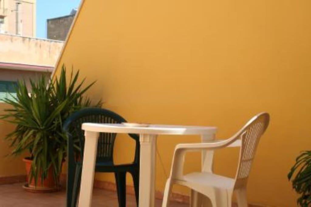 veranda indipendente
