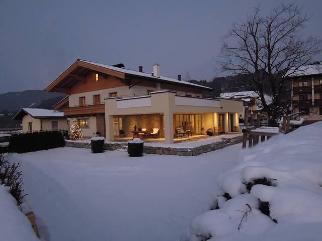 Alpine Active Apartments - Herzlich willkommen!