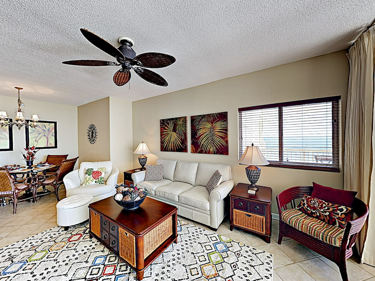 Welcome to The Beach Club! This condo is professionally managed by TurnKey Vacation Rentals.
