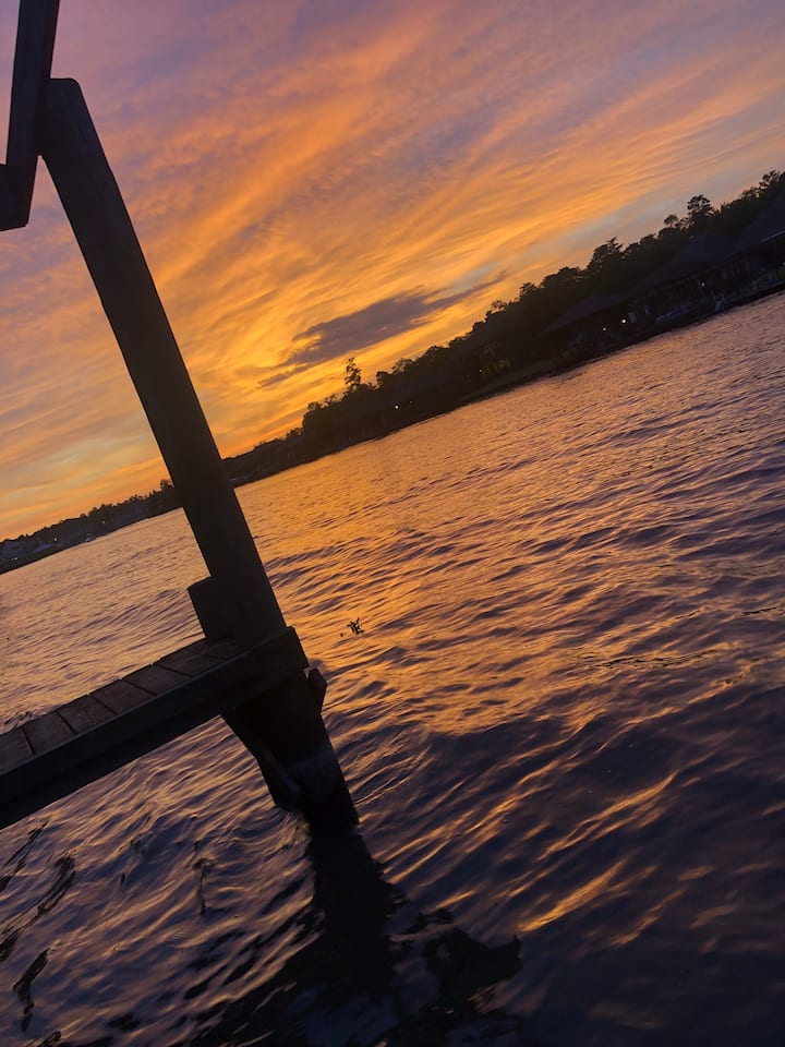 Da•fish•tication ~ Island Life , Louisiana Style