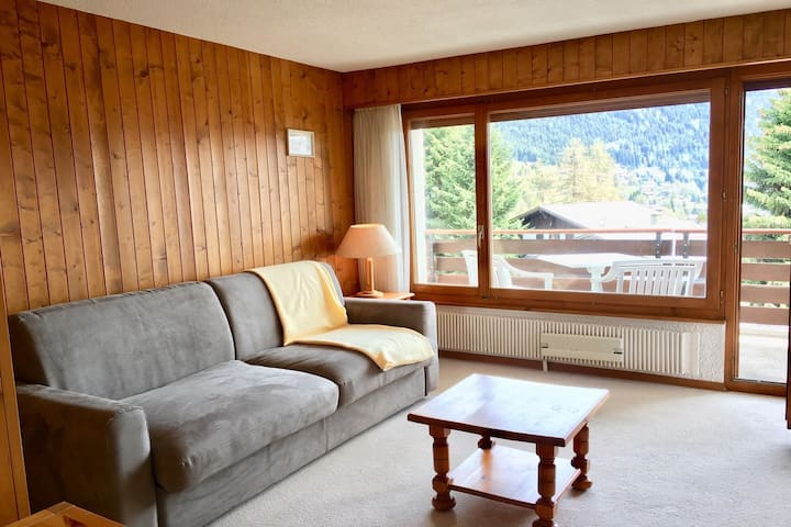 Plein Sud 24, (Verbier), Apartment 2 rooms