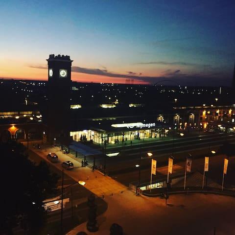 Appartement in hartje Nijmegen - Nijmegen - Byt