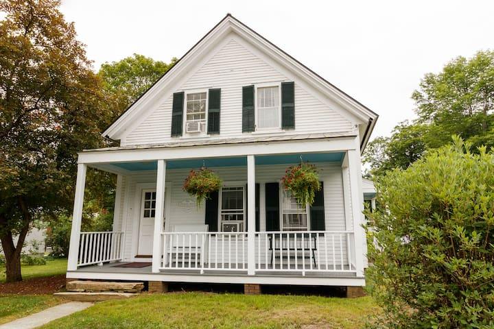 Woodard House