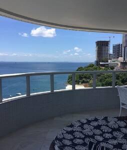 Breathtaking 01 bedroom apartment with sea view - Salvador