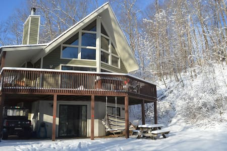 2ZMNTS - 4 Bedroom Home, Lake Access, New Hot Tub