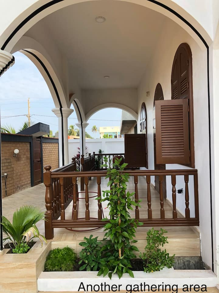 Residence Massena in Grand-Popo in  Benin