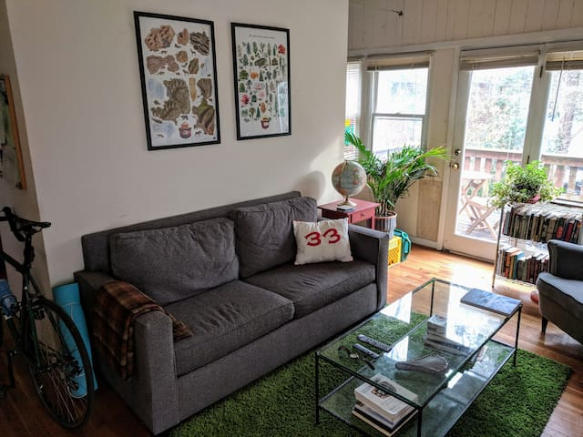 Cozy Apartment near Ponce City Market