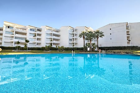 Puerto Banus on the beach (Bj-29) - Marbella - Apartmen