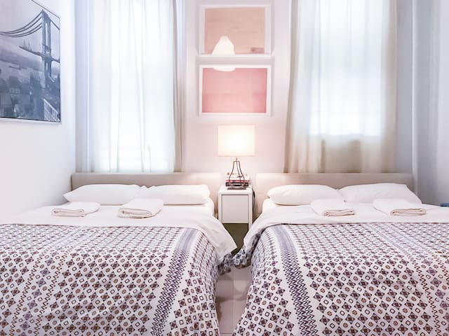 ❋ FAB BROOKLYN ROOM ❋ PRIVATE ENSUITE, 2 BED'S ;-)